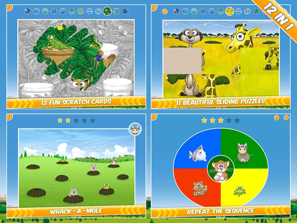 The fabulous Animal Playground Screenshot 3