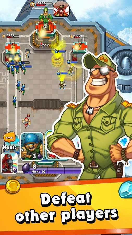 Jungle Clash Screenshot 6