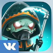Free Mushroom Wars: Space! for VK APK for Windows 8