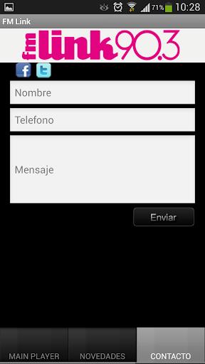 FM Link Radio screenshot 3
