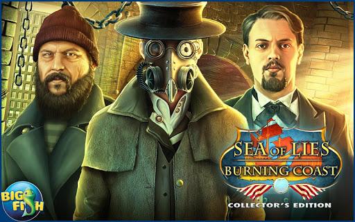Sea of Lies: Burning Coast - screenshot