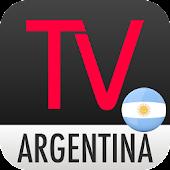 Argentina Live TV Guide APK for Bluestacks