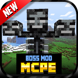 Boss Mod For MCPE'.apk 1.1