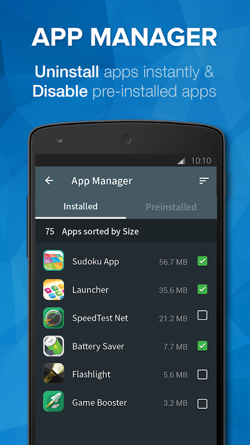 Cleaner - Boost & Optimize Pro Screenshot 6
