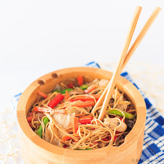Low Calorie Chicken Chow Mein Recipes
