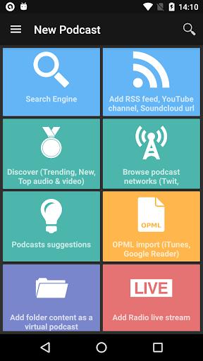 Podcast Addict - Donate screenshot 8