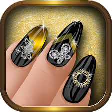 Nail Salon Beauty Studio Game