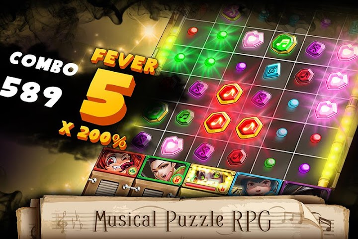 android Symphonic Puzzle Screenshot 1