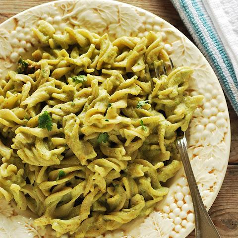 Creamy Parsley and Avocado Dressing Recipe | Yummly