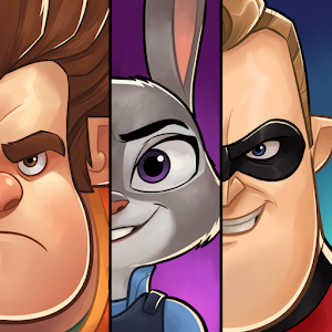 Disney Heroes: Battle Mode the best app – Try on PC Now