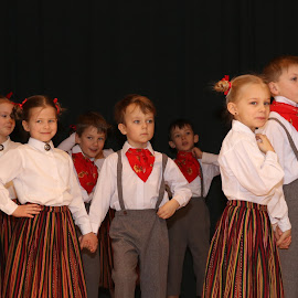 Dances III by Atis Kalniņš - Babies & Children Toddlers ( dancing childs, national dances, dancing kids, latvia, latvian dances )