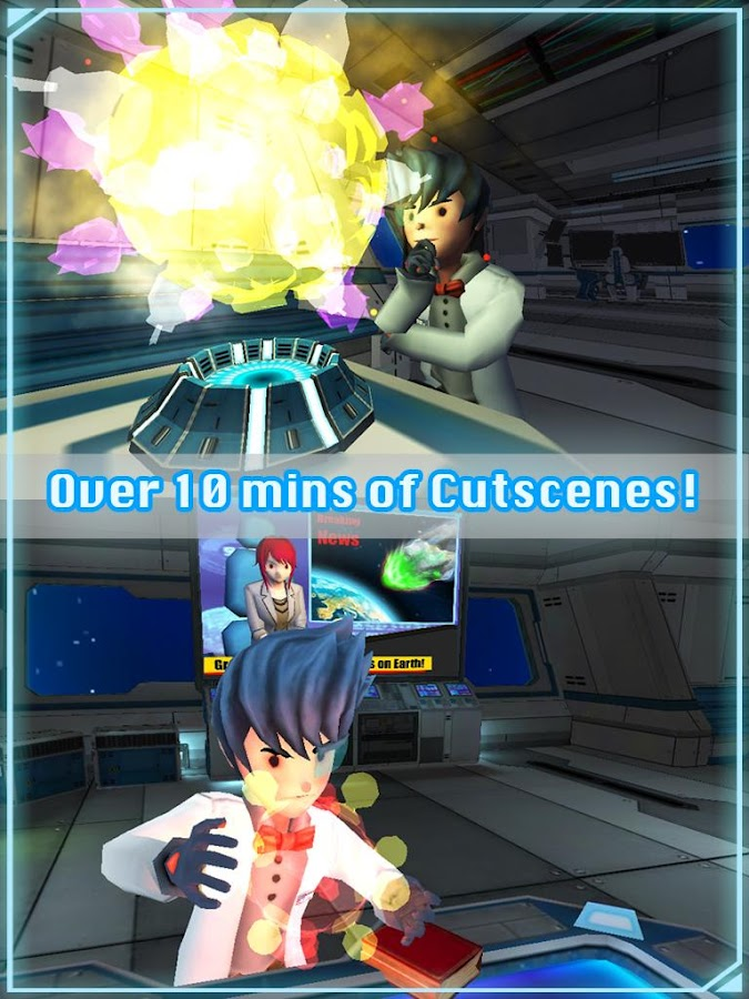 Cell Surgeon - 3D Match 4 Game Screenshot 7