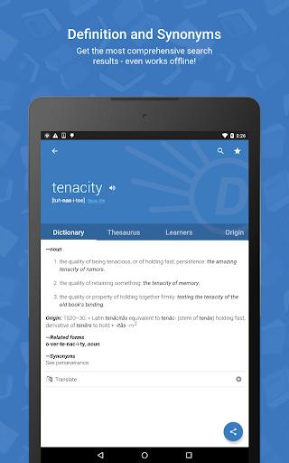 Dictionary.com Premium screenshot 9