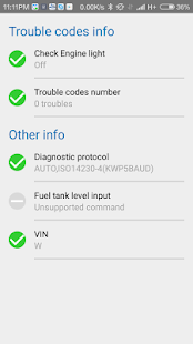 App OBD Car Scanner - OBD2 ELM327 auto diagnostic tool APK for Windows Phone