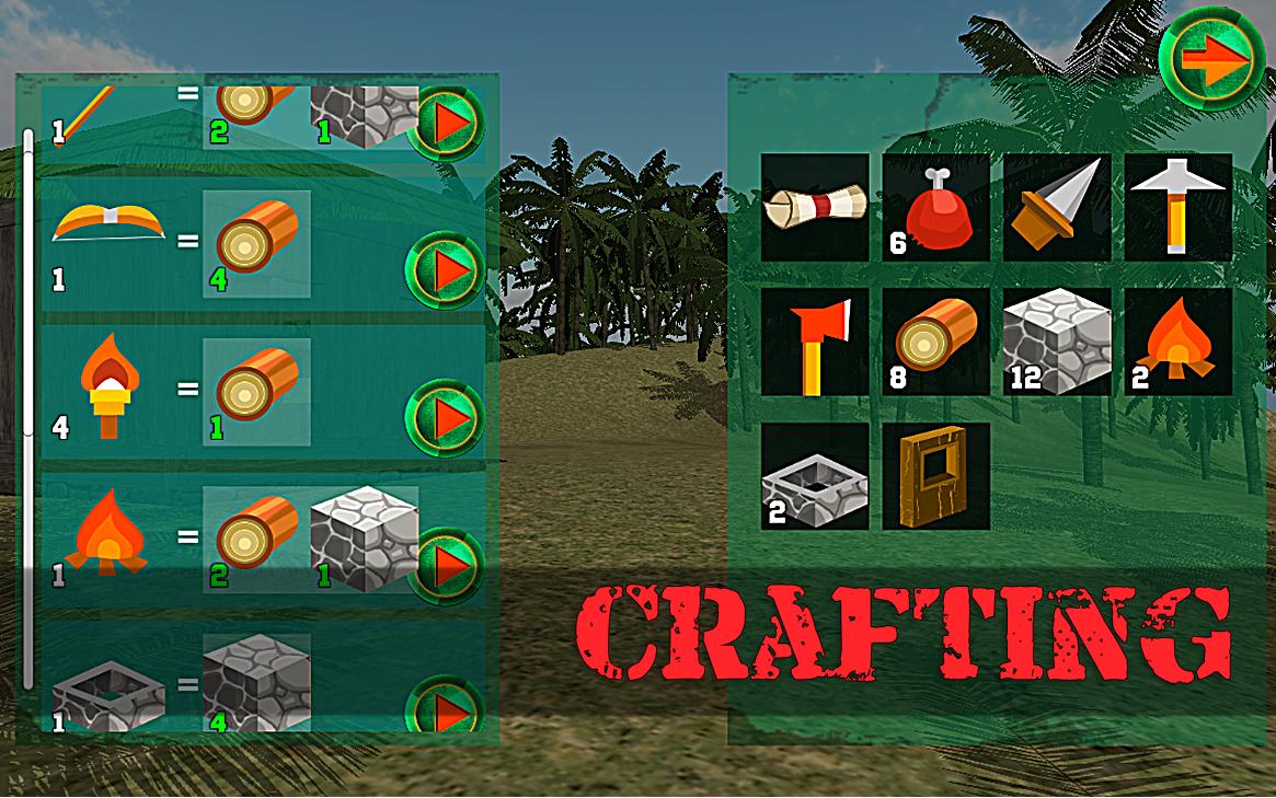 Survival Island FREE – Screenshot