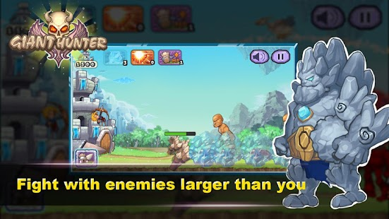 Fantasy Archery Giant Revenge - screenshot