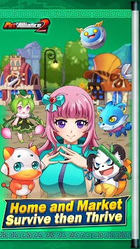 Pet Alliance 2 APK screenshot thumbnail 11