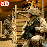 Arma de comando dispara guerra For PC (Windows And Mac)