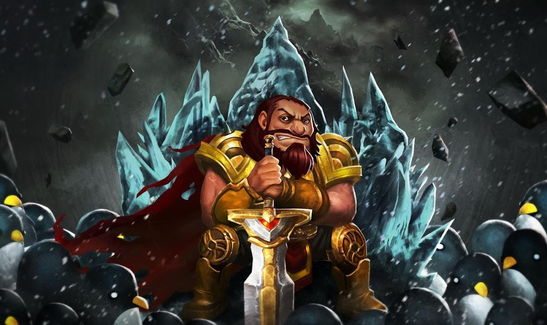 Clash of Lords 2: Heroes War screenshots
