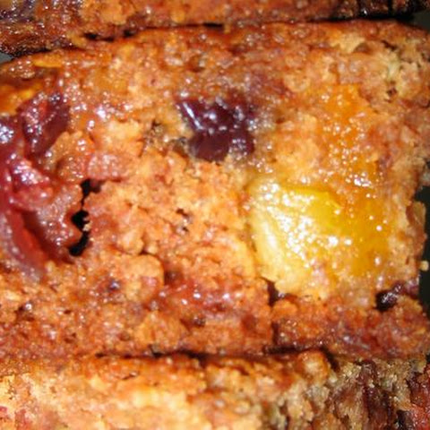 Oat, Fruit and Nut Bars