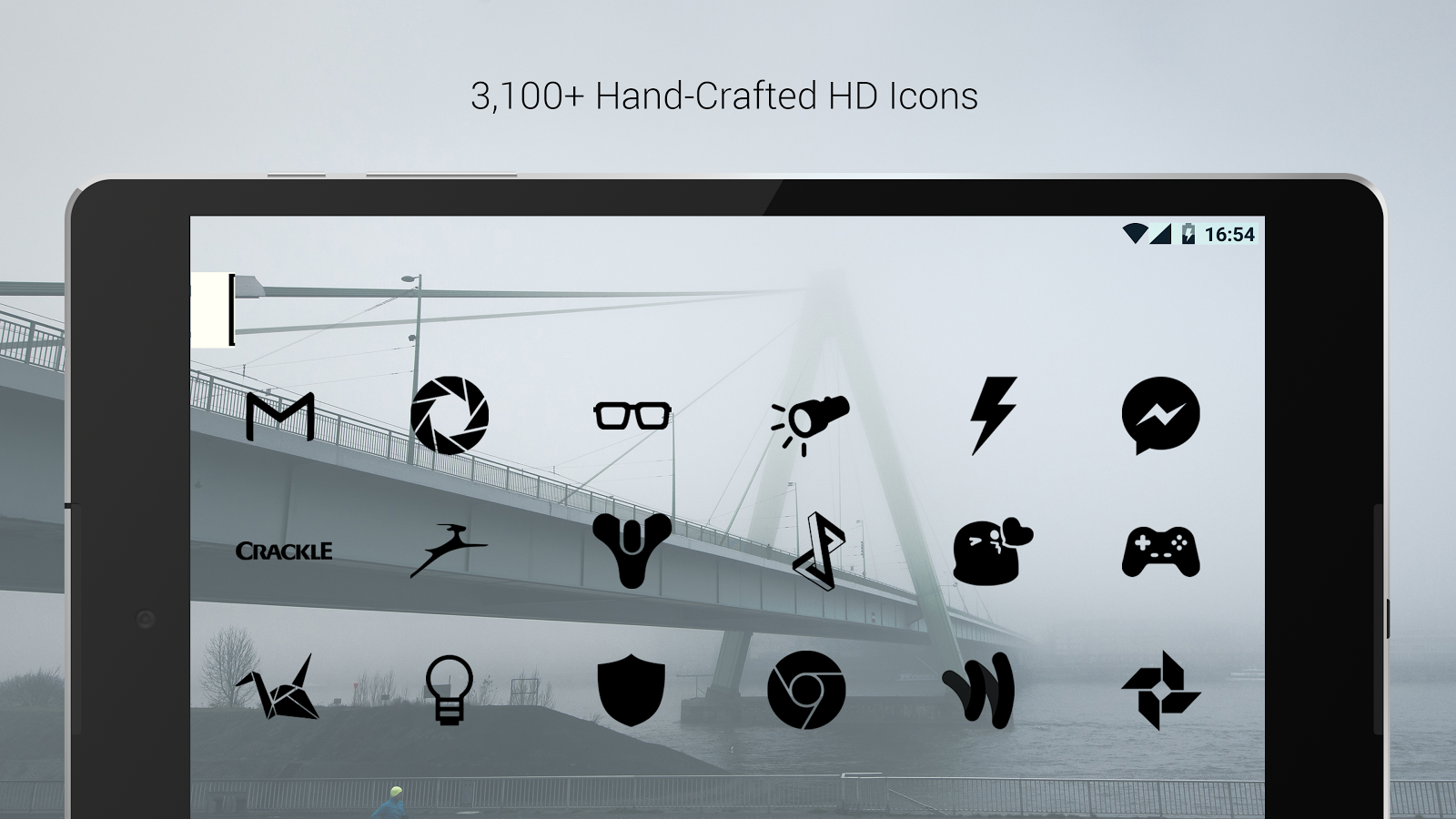 Flight Dark - Flat Icon Theme Screenshot 9