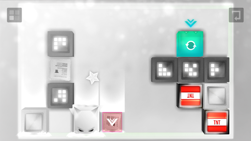 Gravity Blocks X - screenshot