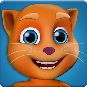 My Talking Cat Tommy Icon