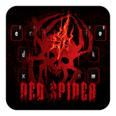 App Red Spider Keyboard 10001002 APK for iPhone
