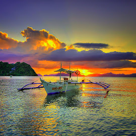 el nido by Abu Abdullah - Transportation Boats ( boats, transportation )