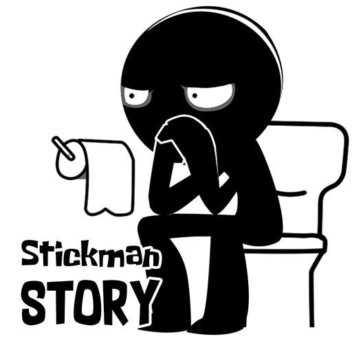 Stickman Story - Not a Game - Nothing New (game)