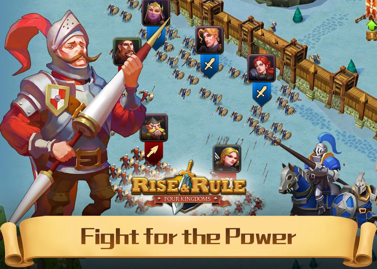 Rise & Rule: Battle for Throne Screenshot 13
