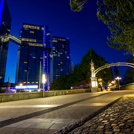 Gothenburg by Charles Ong - City,  Street & Park  Street Scenes