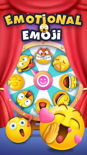 Emotional Emoji Sticker for Messenger For PC