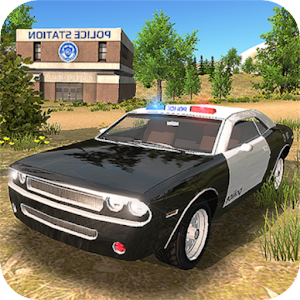 Police Car Offroad Driving Online PC (Windows / MAC)