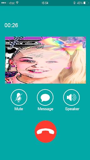 Video call Jojo Siwa prank For PC