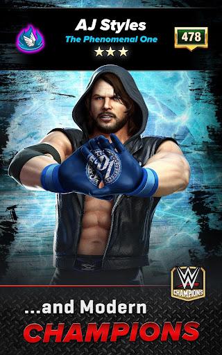 WWE Champions - Free Puzzle RPG Game screenshot 20