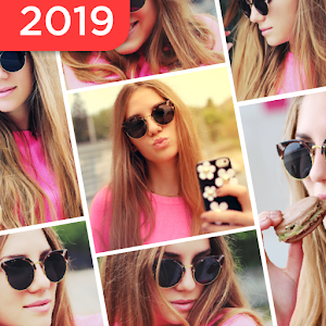 Photo Collage Editor & Collage Maker - Quick Grid For PC (Windows & MAC)