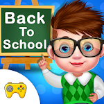 Back to School : Explore & Learn Icon