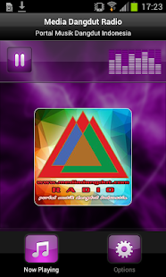 Media Dangdut Radio - screenshot
