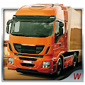 Game Truck Simulator : Europe apk for kindle fire