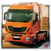 Free Truck Simulator : Europe APK for Windows 8