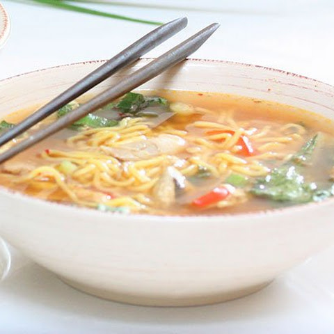 Combination Chinese Soup