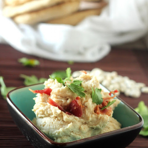 White Bean Dip with Bacon