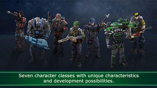 Alien Shooter TD screenshot 4