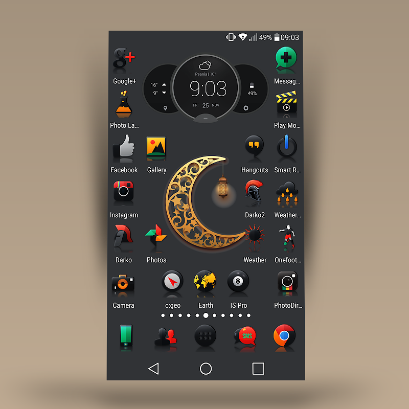 Darko 2 - Icon Pack Screenshot 3