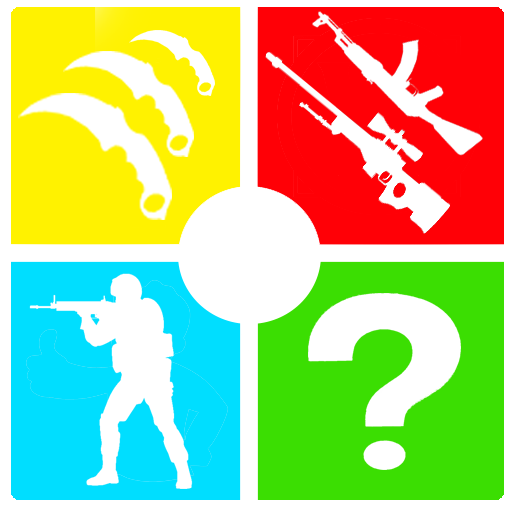 Simple csgo Quiz (game)