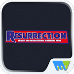 Resurrection Wrestling Magazin APK Image