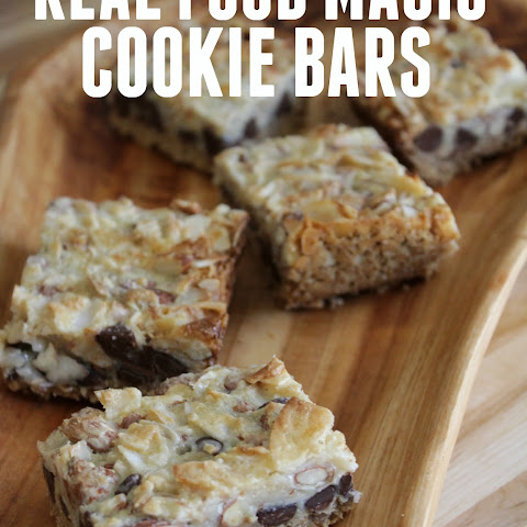 Magic Cookie Bars (Gluten-Free)