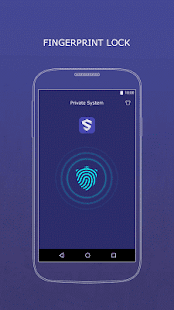 Private system-fingerprint - screenshot