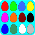 Learn Colors With Eggs APK for Bluestacks